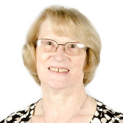 Photograph of Ann Niblett