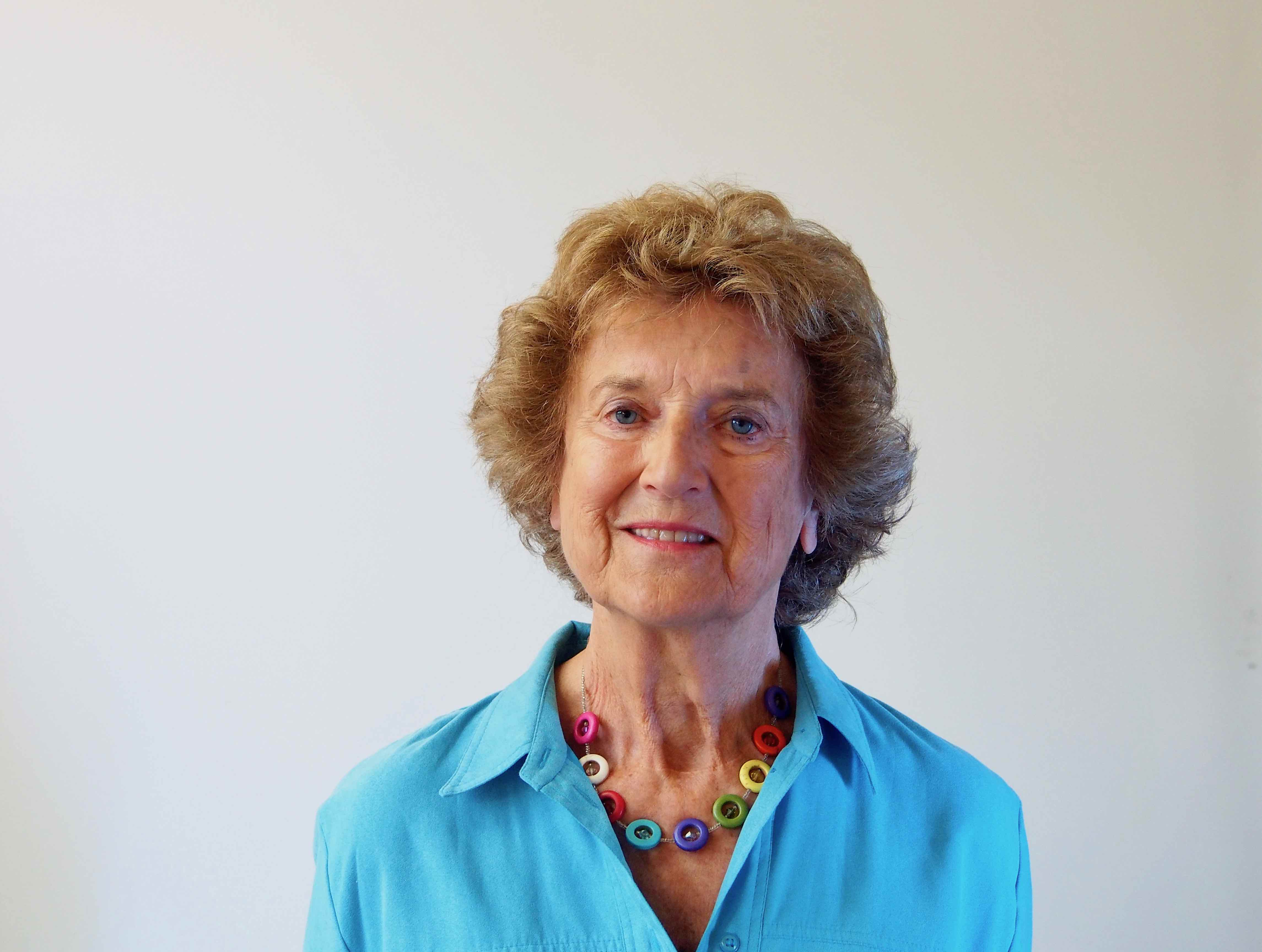 Photograph of Jeanette Minns