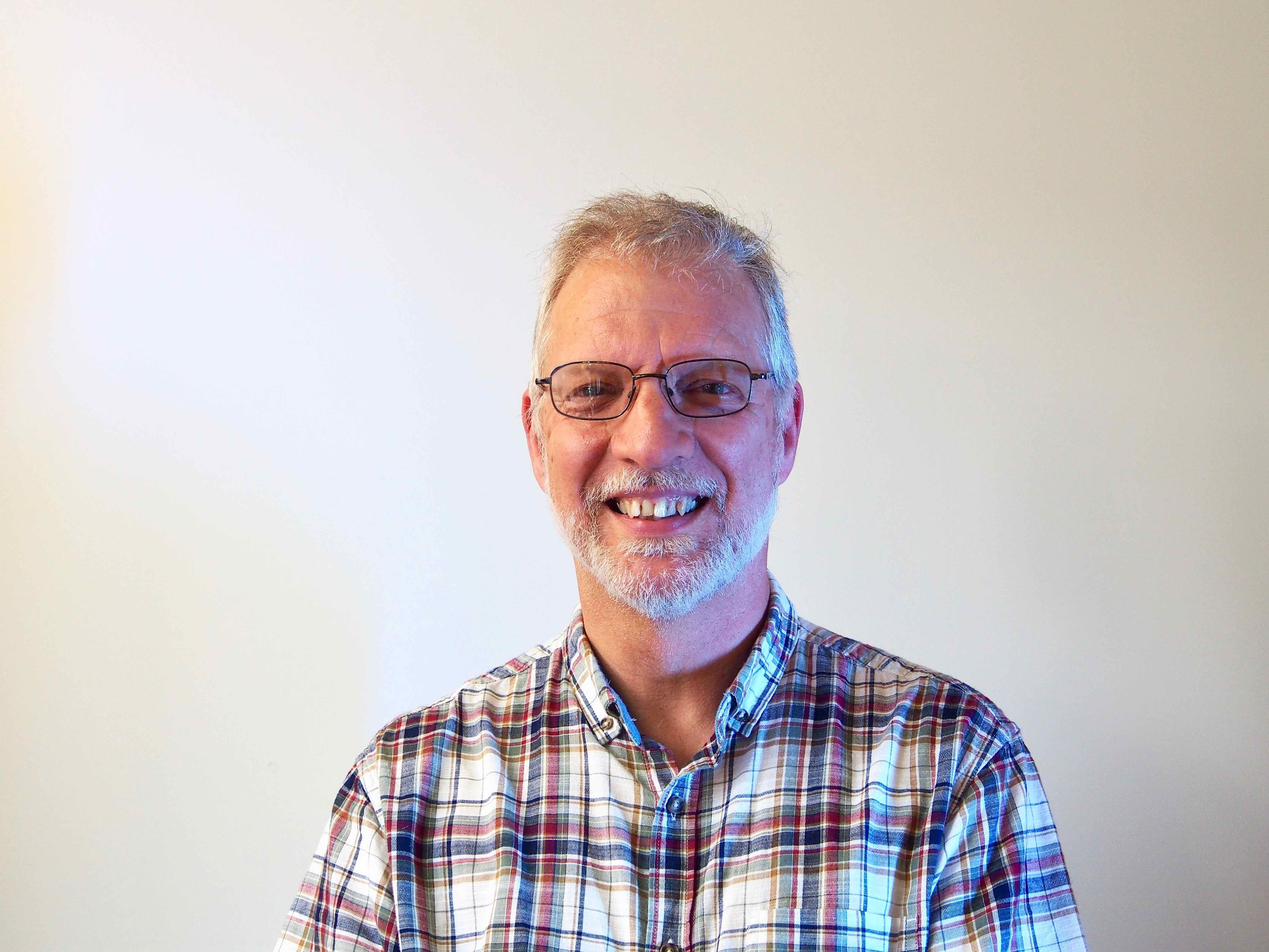 Photograph of Jon Morse
