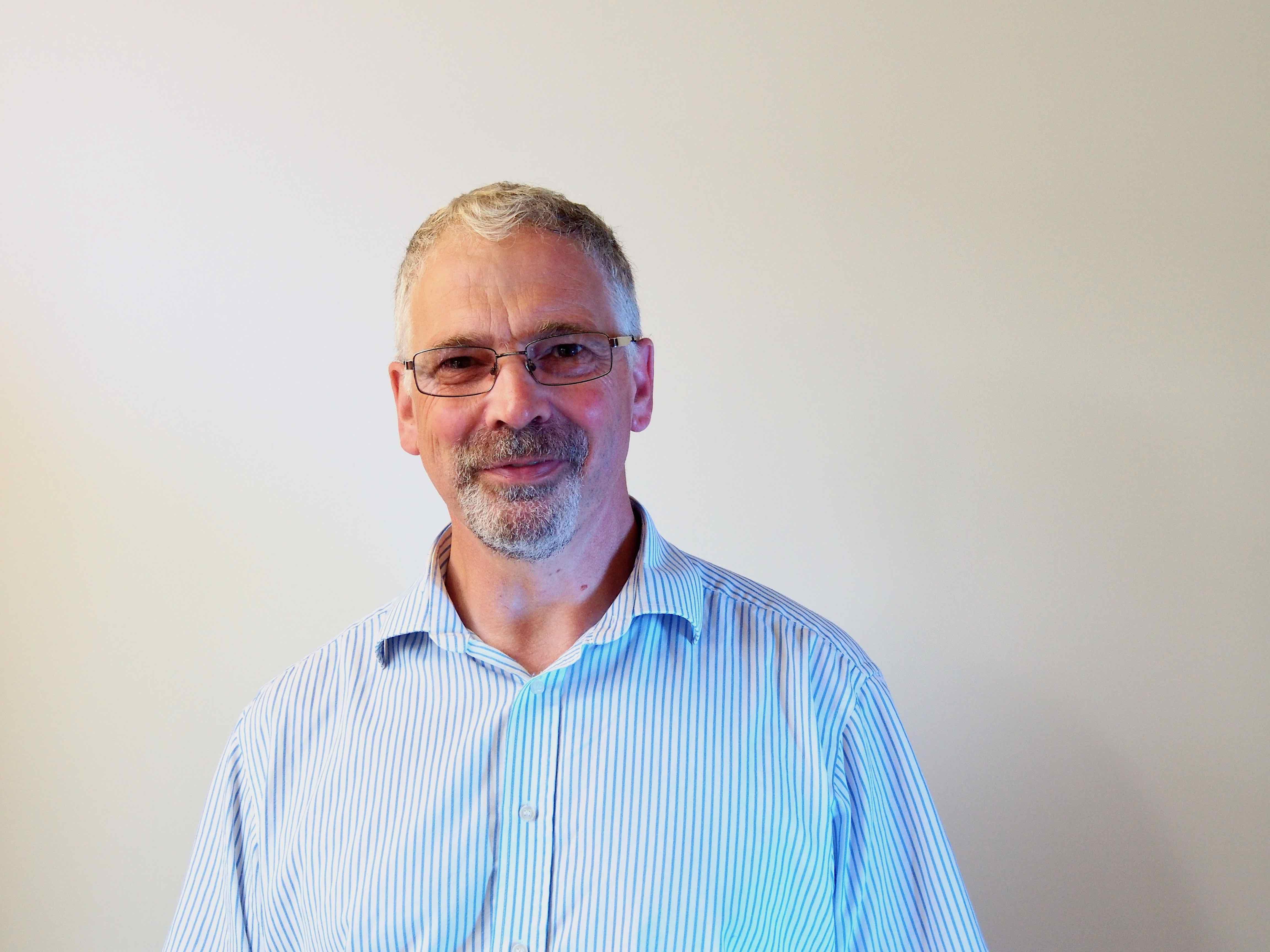 Photograph of Owen James